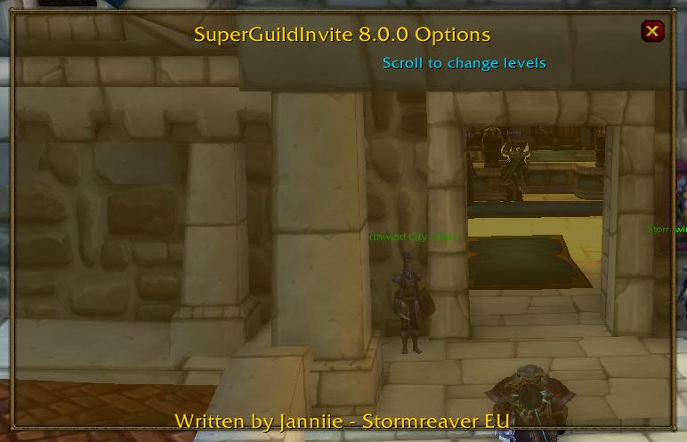 Superguildinvitereborn Group Guild Friends World Of Warcraft